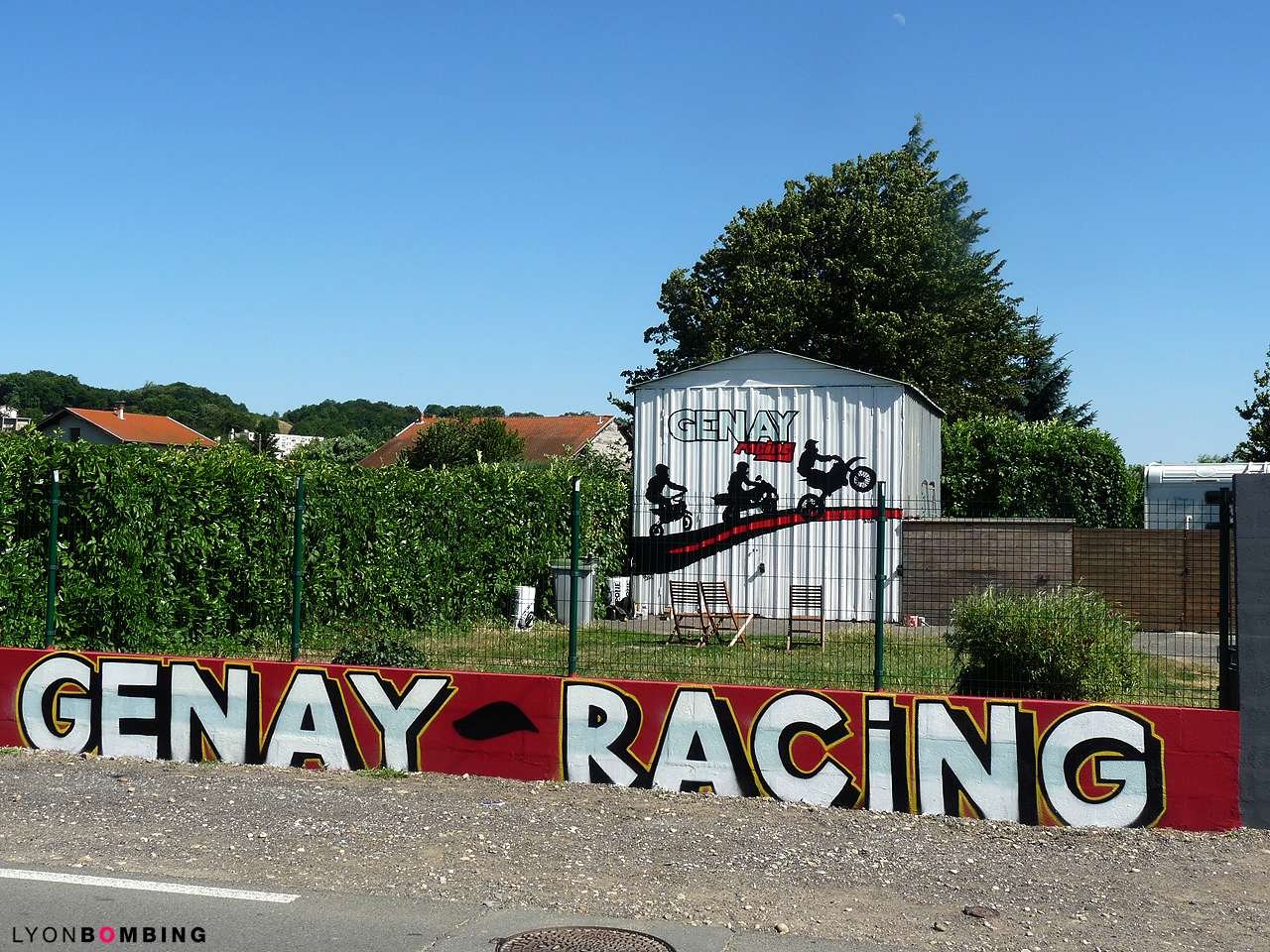 Magasin Genay Racing