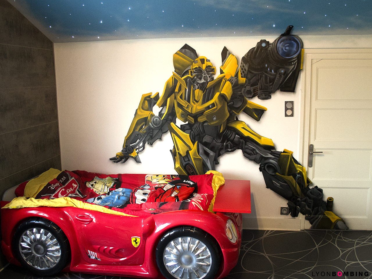 Chambre Transformers