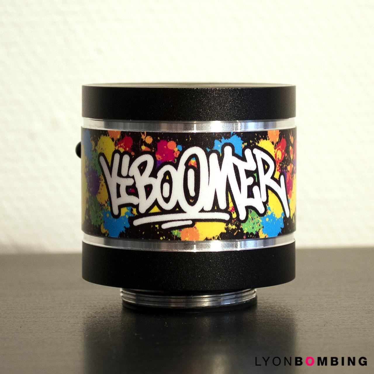 VIBOOMER X LYONBOMBING