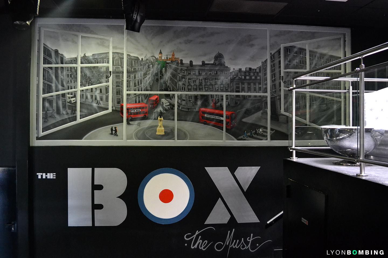 Boite de nuit The Box