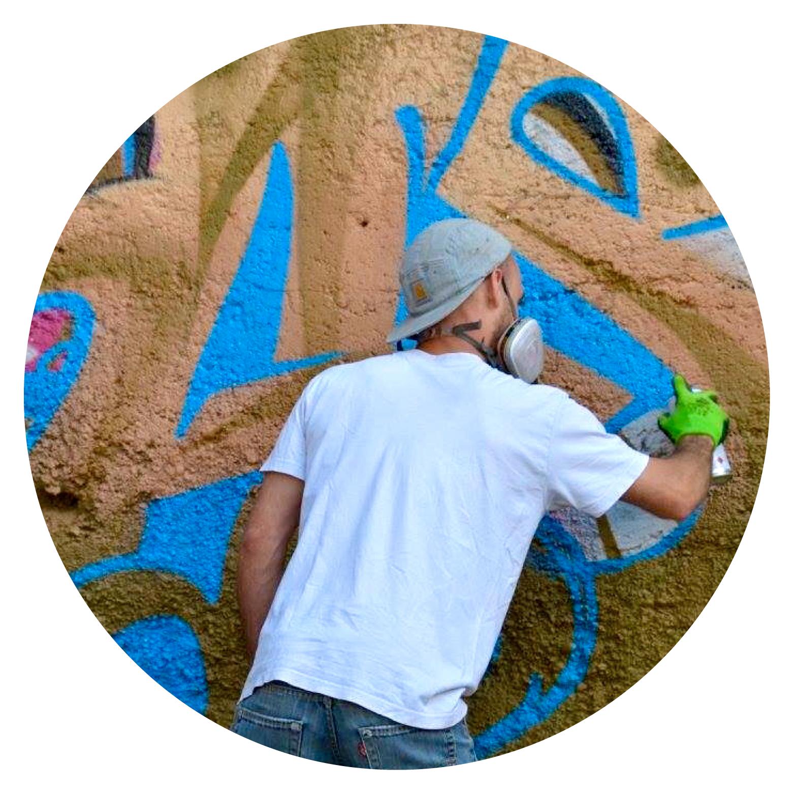 Artiste professionnel - Déco graffiti