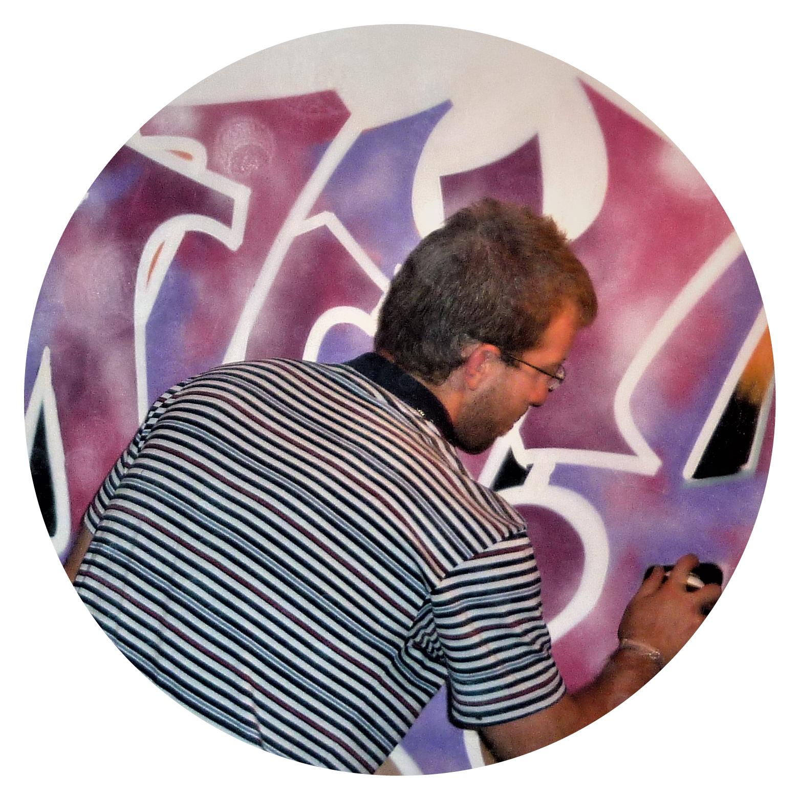 Décoration graffiti graffeurs professionnels